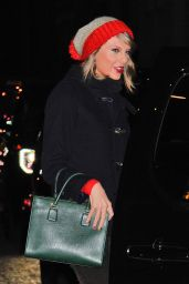 Taylor Swift - Out in NYC, December 2014
