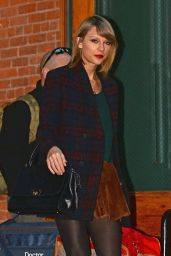 Taylor Swift - Out in NYC, January 2015