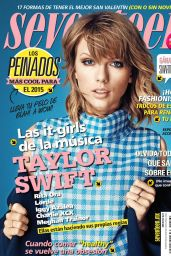 Taylor Swift - Seventeen Magazine (Mexico) February 2015 Issue