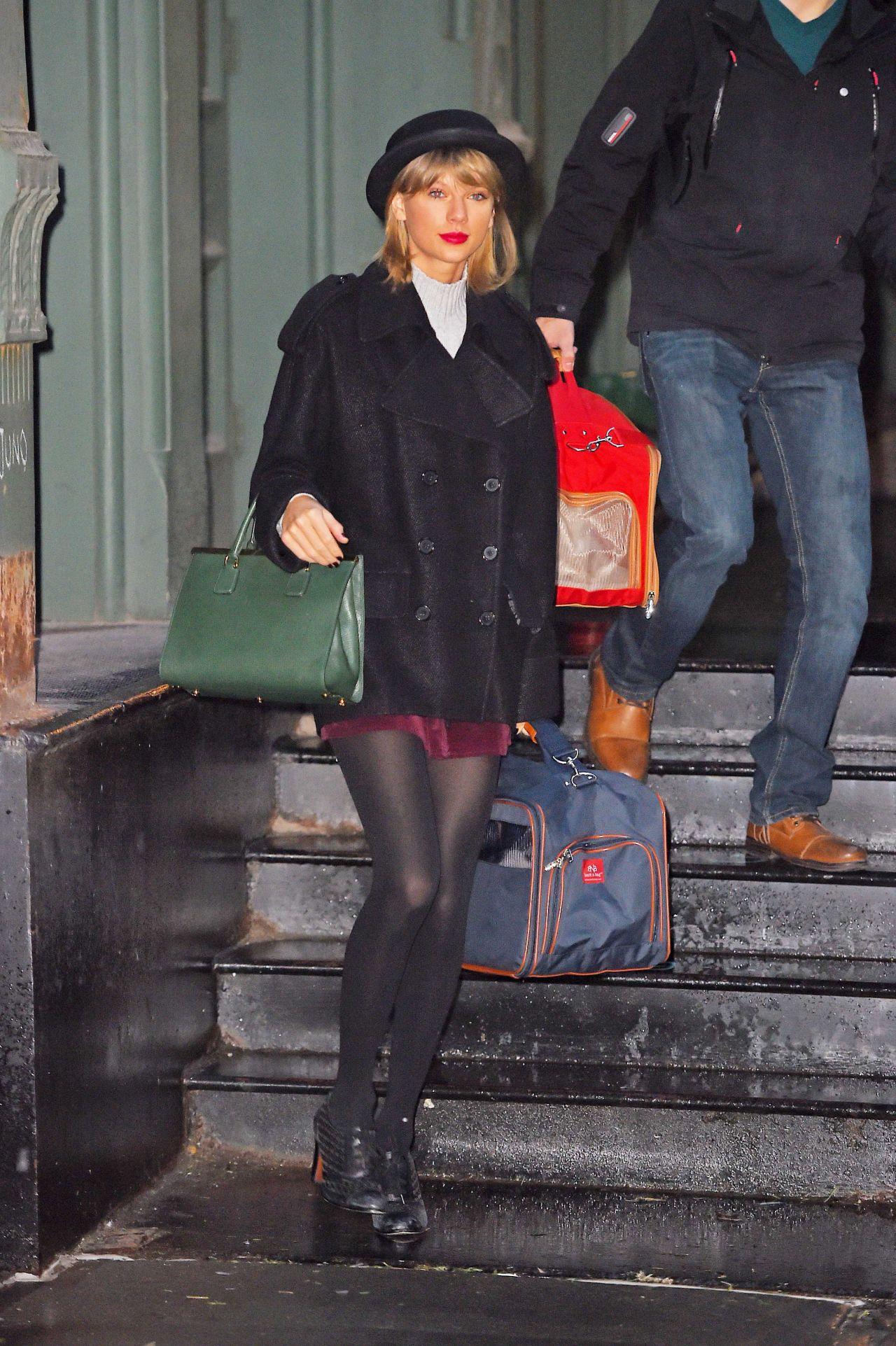 Taylor Swift - 2015 Celebrity Photos - Street Style ...