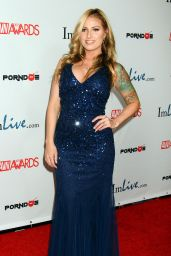 Teagan Presley – 2015 AVN Awards in Las Vegas