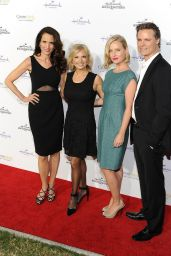 Teryl Rothery - Hallmark Channel 2015 Winter TCA Party