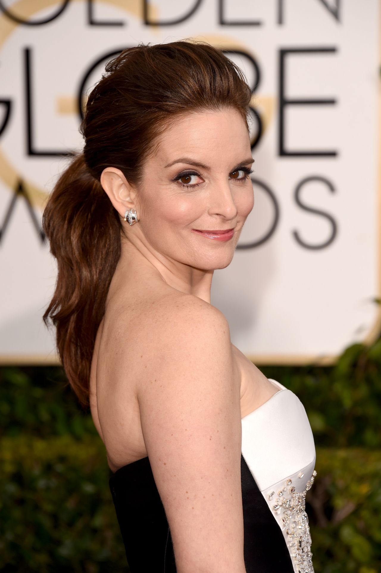 Tina Fey – 2015 Golden Globe Awards in Beverly Hills