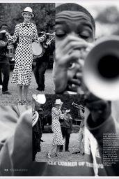 Toni Garrn - Elle Magazine (Italia) February 2015 Issue