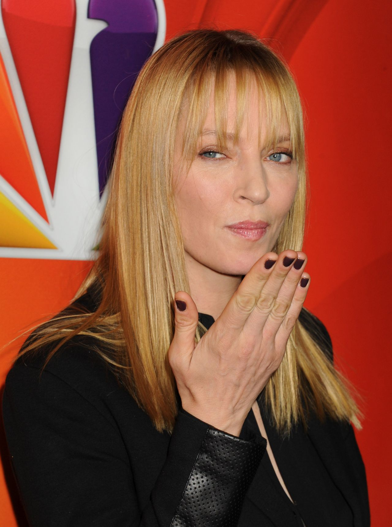 Uma Thurman – 2015 NBCUniversal Press Tour in Pasadena
