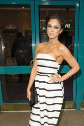 Vicky Pattison - GavAid Quiz Night in London, January 2015