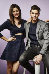 Victoria Justice - 2015 Winter TCA Tour Portraits
