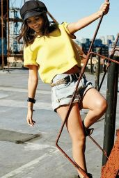 Victoria Justice Photoshoot for Seventeen Magazine – February 2015