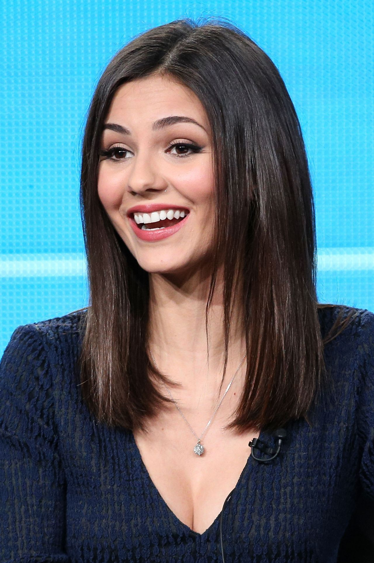 Victoria Justice The Eye Candy Panel At The 2015