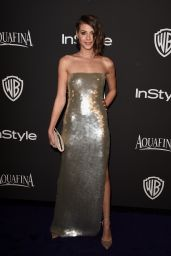 Willa Holland – InStyle And Warner Bros 2015 Golden Globes Party