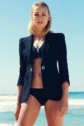 Yvonne Strahovski - Photoshoot for GQ Magazine (Australia) February 2015