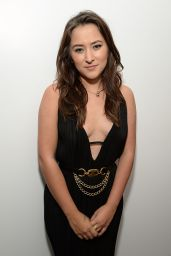 Zelda Williams - Nine Zero One Salon Melrose Place Launch, January 2015
