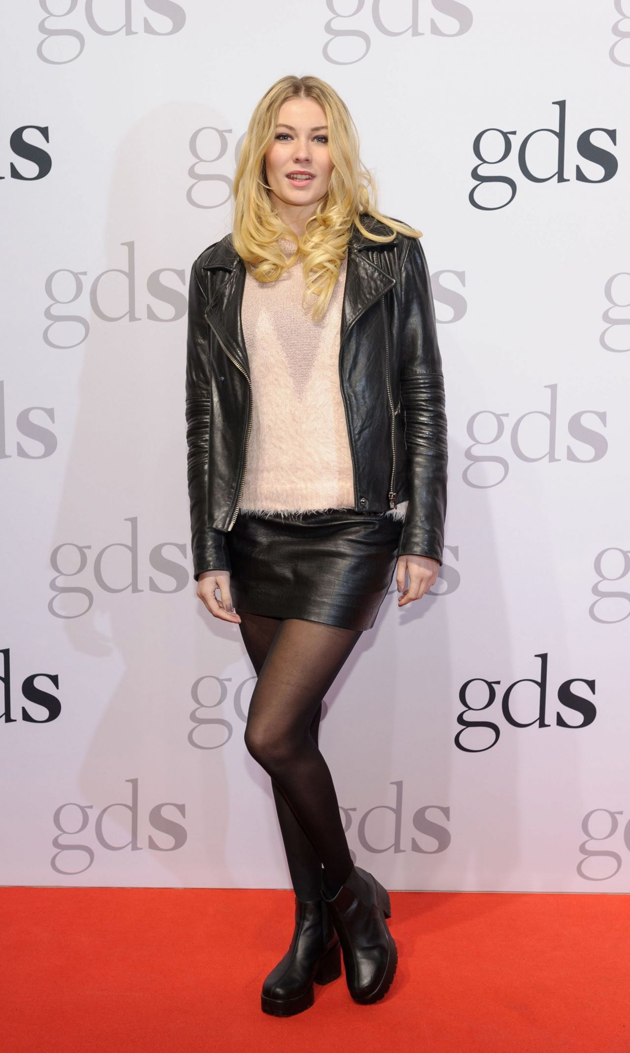 Amelie Klever – GDS Grand Opening Party in Düsseldorf