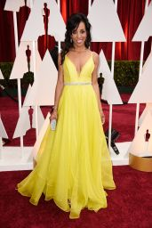 Shaun Robinson – 2015 Oscars in Hollywood