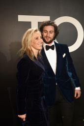 Aaron Taylor-Johnson – Tom Ford Autumn/Winter 2015 Womenswear Collection Presentation in Los Angeles