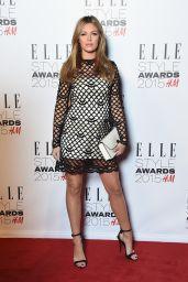Abbey Clancy – 2015 Elle Style Awards in London