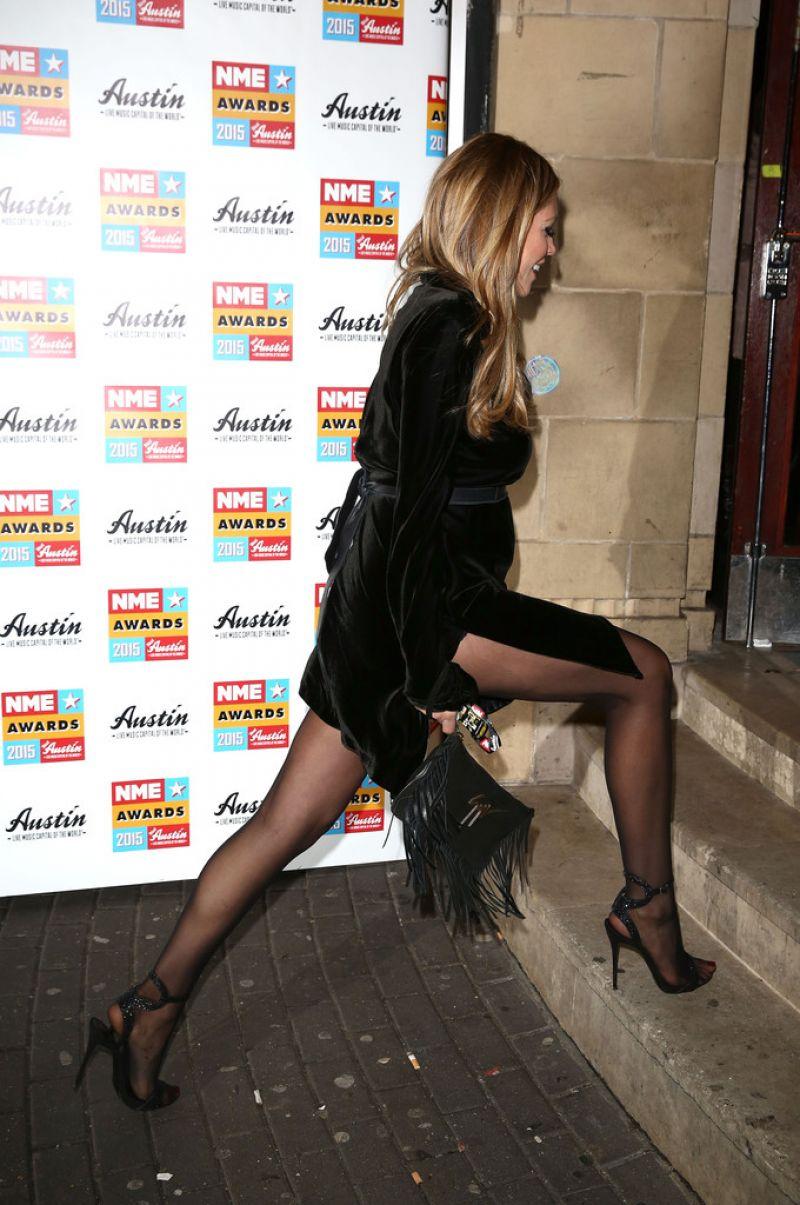 Abbey Clancy - 2015 Nme Awards In London-8172