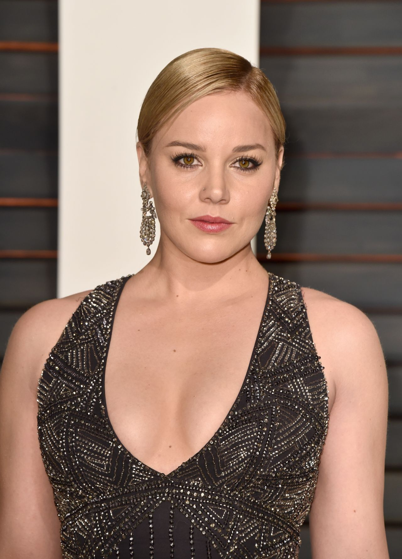 Abbie Cornish - 2015 Vanity Fair Oscar Party in Hollywood