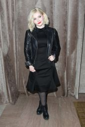Abigail Breslin - Zac Posen Fashion Show in New York City, February 2015