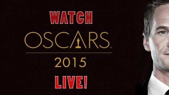 Watch Oscars Show 2015 Live