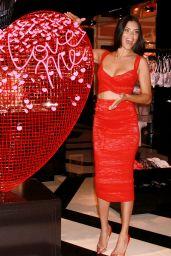 Adriana Lima - at Victoria