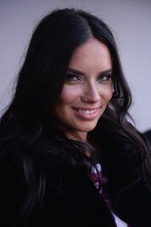 Adriana Lima Fashion - Gabriela Cadena Fall/Winter 2015 Backstage