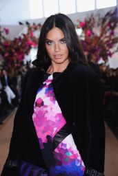 Adriana Lima Fashion - Gabriela Cadena Fall/Winter 2015 Backstage