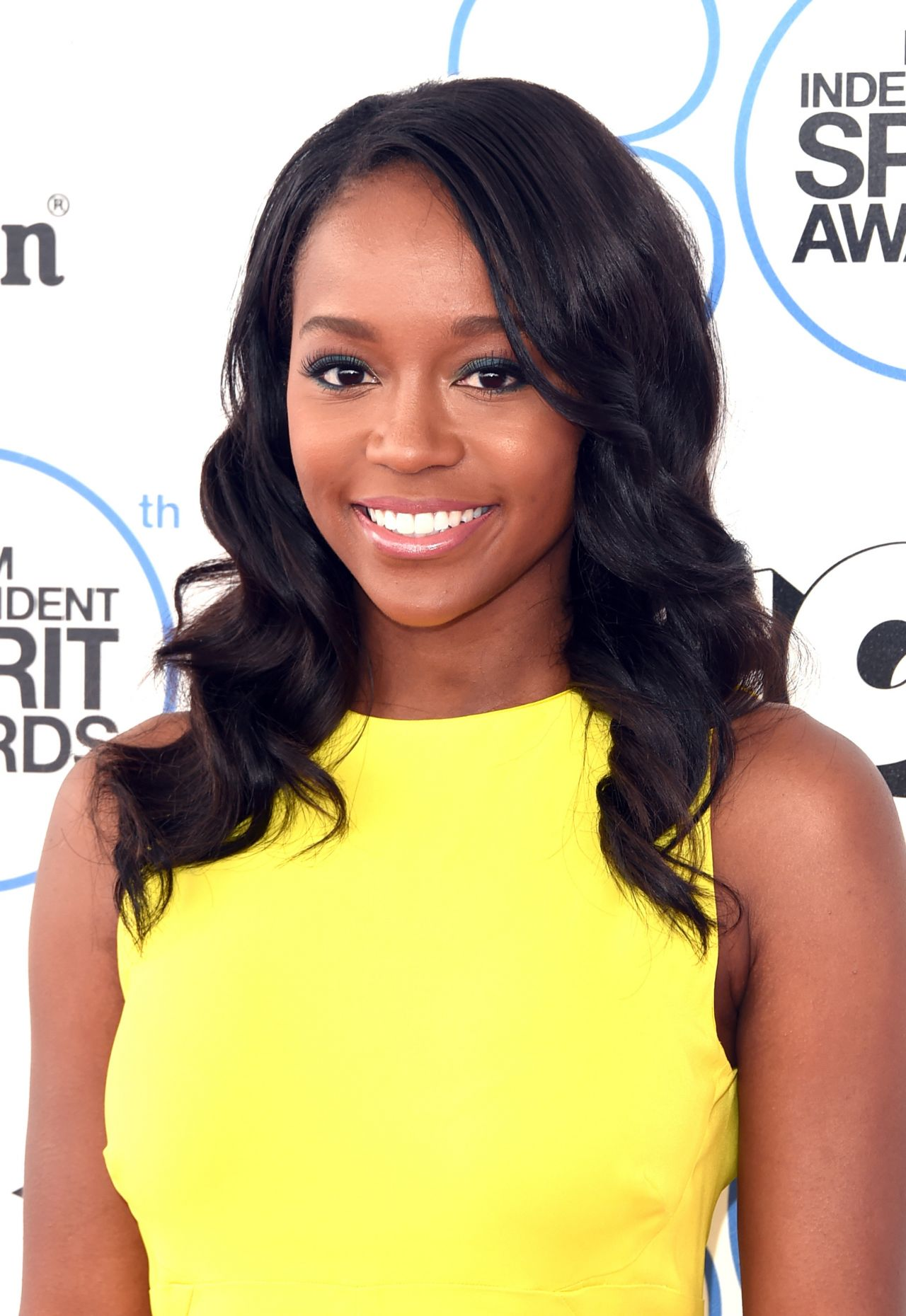 Aja Naomi King - 2015 Film Independent Spirit Awards in Santa Monica