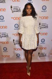 Aja Naomi King – 2015 NAACP Image Awards in Pasadena