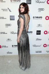Alexandra Daddario - 2015 Elton John AIDS Foundation