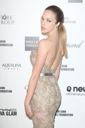 Alexis Knapp – 2015 Elton John AIDS Foundation's Oscar Viewing Party in Hollywood