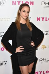 Alexis Knapp - NY Fashion Week Kickoff With Fifty Shades Of Fashion event in New York City