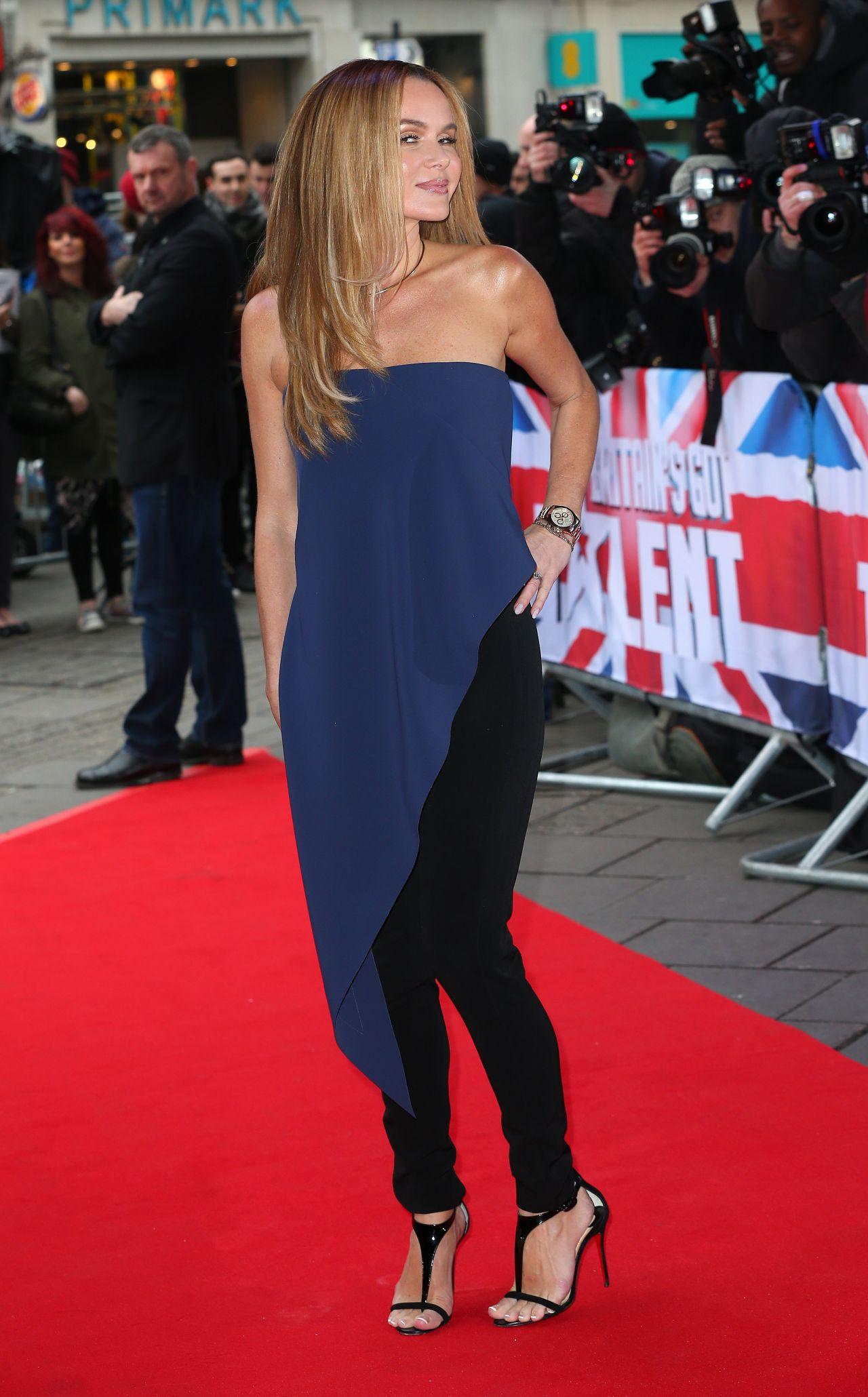 Amanda holden britains got talent london - 2019 year