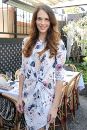 Amanda Righetti - Maison De Mode Oscar 2015 Week Lunch in West Hollywood