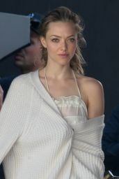 Amanda Seyfried - Photoshoot in a Bathing Suit in Miami, February 2015