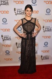 Amber Montana – 2015 NAACP Image Awards in Pasadena