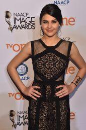 Amber Montana – 2015 NAACP Image Awards in Pasadena