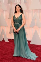 America Ferrera – 2015 Oscars Red Carpet in Hollywood