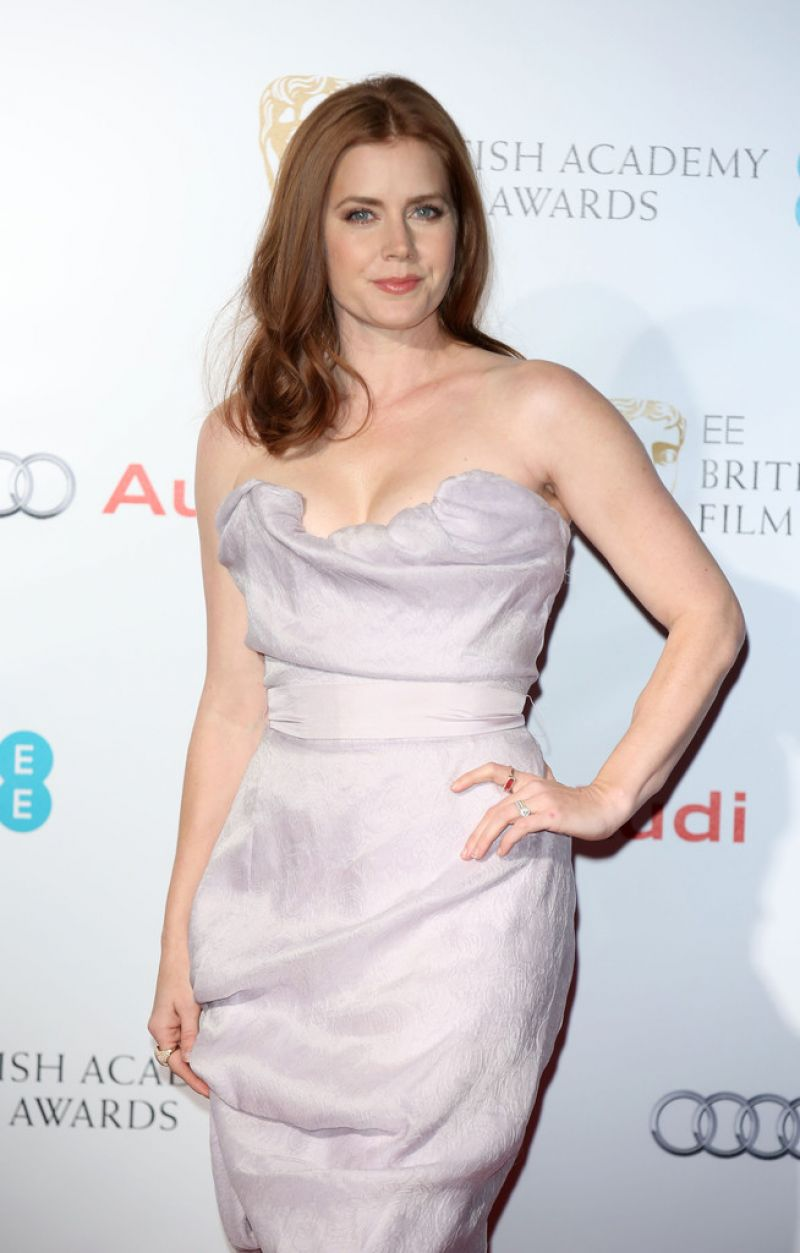 Amy Adams - EE British Academy Awards 2015 Nominees Party in London