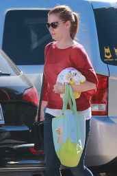 Amy Adams - Out in West Hollywood, February 2015