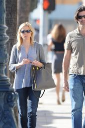 Amy Smart - Out in Beverly Hills, February 2015