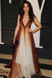 Andie MacDowell - 2015 Vanity Fair Oscar Party in Hollywood