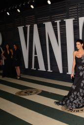 Angie Harmon - 2015 Vanity Fair Oscar Party in Hollywood