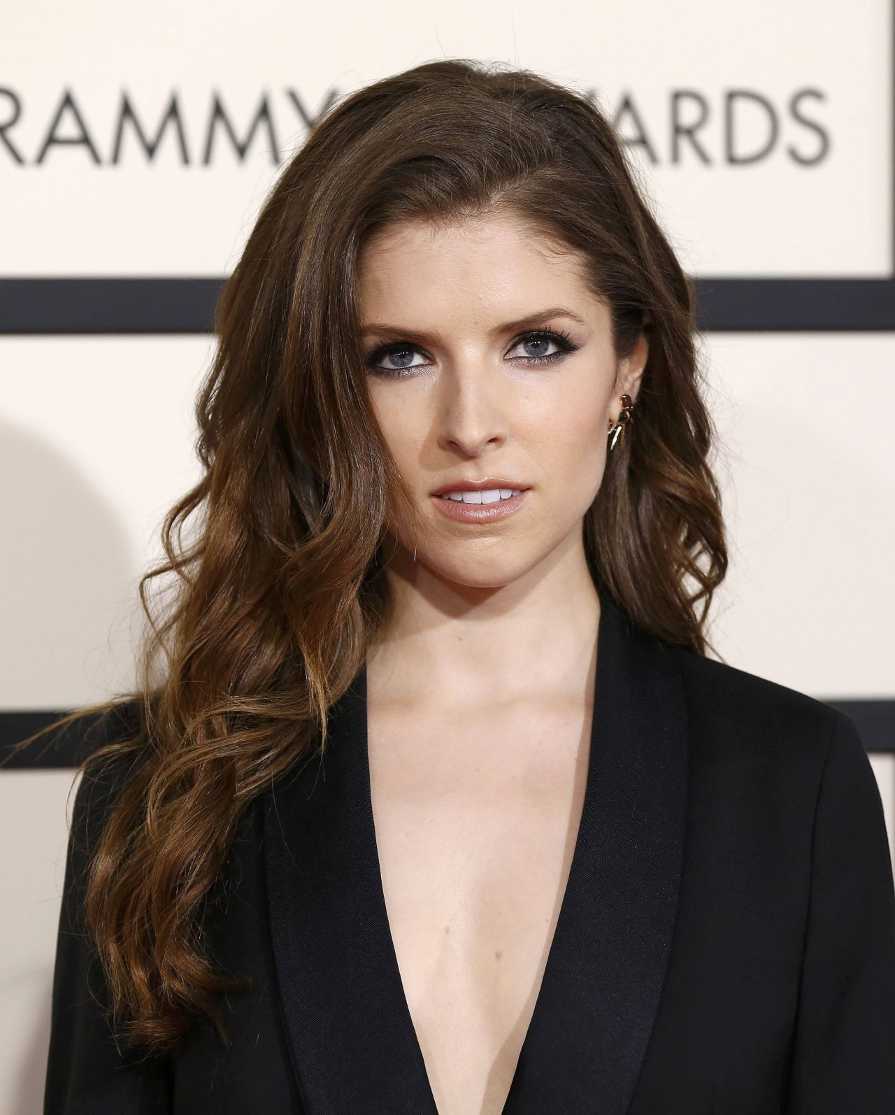 Anna Kendrick – 2015 Grammy Awards in Los Angeles