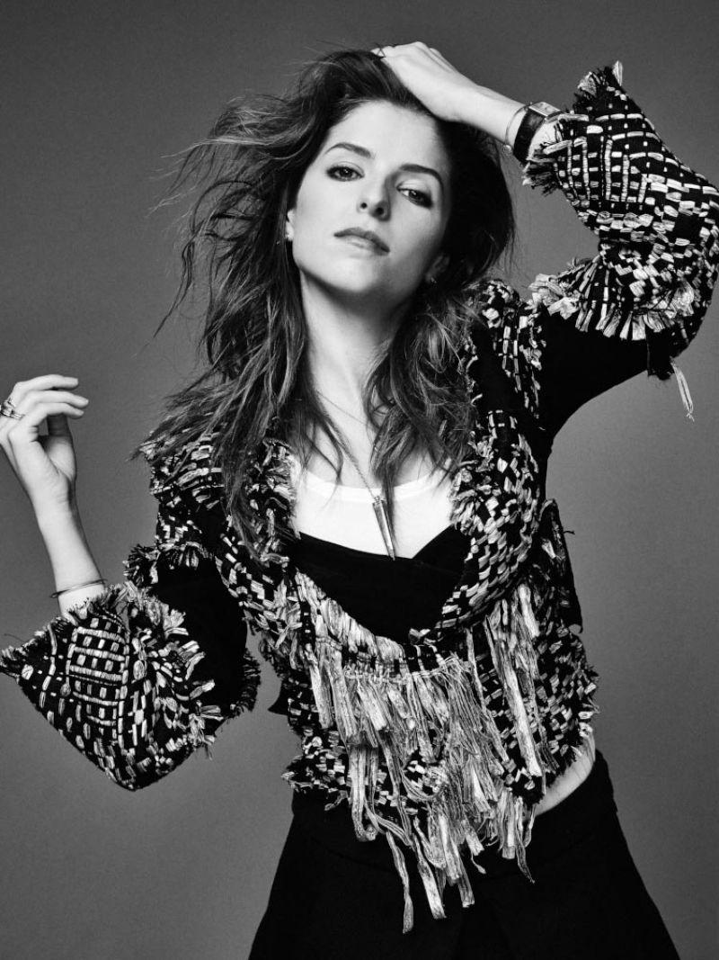 Anna Kendrick Nylon Magazine February 2015 Photos