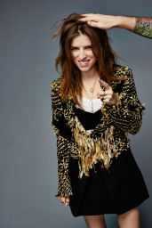 Anna Kendrick – Nylon Magazine February 2015 Photos