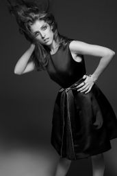 Anna Kendrick - Photoshoot for Hunger Magazine March 2015