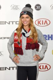 AnnaLynne McCord - Kia Luxury Lounge presented by ZIRH in Scottsdale, January 2015