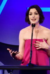 Anne Hathaway - 2015 Art Directors Guild Excellence In Production Design Awards, Beverly Hills