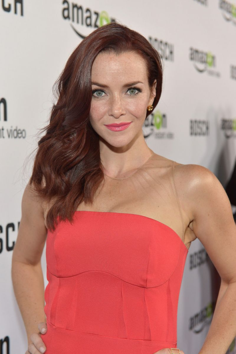 Annie Wersching - Amazon